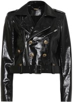 Givenchy Patent leather jacket