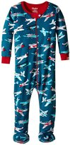 Hatley Fighter Planes Coverall (Baby) - Blue - 18-24 Months