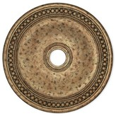 "Livex Lighting Wingate Ceiling Medallion Size: 2.5"" H x 20"" W x 20"" D, Finish: European Bronze"