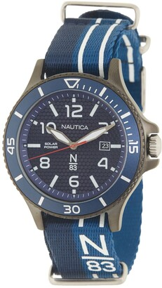 Nautica Men's Cocoa Beach Watch, 43mm