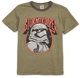 Junk Food Clothing Boy's Star Wars(TM) Stormtrooper Graphic T-Shirt