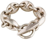 Hermes Chaîne d'Ancre Link Bracelet