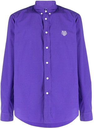 Kenzo Signature Button-Down Shirt