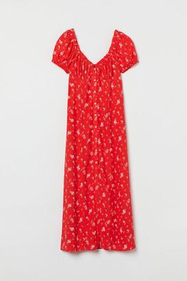 H&M Button-front dress