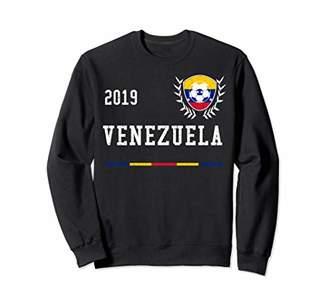 Venezuela Football Jersey 2019 Venezuelan Soccer Jersey Sweatshirt