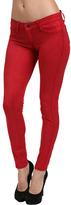 Bleu Lab Bleulab Detour Legging in Crimson Suede/Mercury