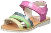 Pablosky Kids Girls' 010789 Sandals Size: 5 Child UK