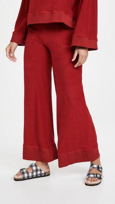 Warm Minimal Sweatpants