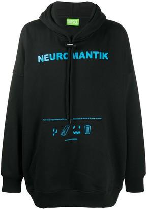 Diesel Neuromantik hoodie