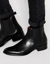 Base London Arthur Leather Chelsea Boots