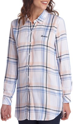 Barbour Baymouth Plaid Tunic Shirt
