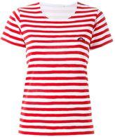 Societe Anonyme striped T-shirt - women - Cotton - M