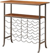 JCPenney Wesley Wine Console Table