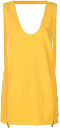 J.W.Anderson long jersey tank top