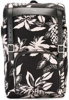 Saint Laurent Hunting backpack - men - Leather/Polyamide - One Size