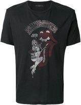 John Varvatos Rolling Stones T-shirt