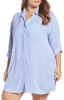 PJ Salvage Plus Size Women's Nightshirt