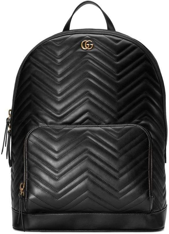 104c4f989721 Gucci(グッチ) ブラック メンズ リュックサック - ShopStyle(ショップスタイル)