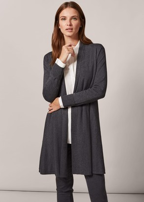 Phase Eight Lili Longline Knit Cardigan