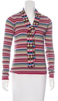 Cacharel Striped Knit Sweater
