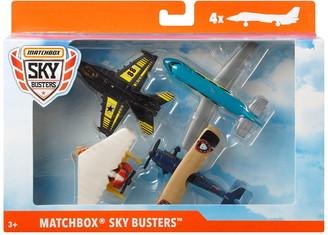 Mattel Matchbox(R) Sky Busters(R) 4-Pack Vehicles