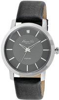 Kenneth Cole Gunmetal Watch