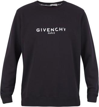 Givenchy Logo Crewneck Sweater