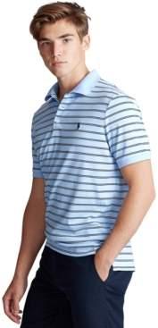 Polo Ralph Lauren Men's Classic Fit Stripe Polo Shirt