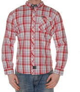 Firetrap Kilda Shirt Mens