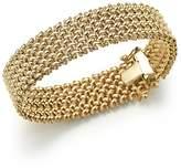 Bloomingdale's 14K Yellow Gold 4-Row Link Bracelet
