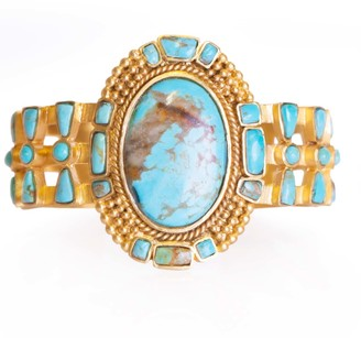 Southwestern Cuff in Turquoise