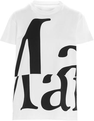 Maison Margiela Maxi Logo T-Shirt