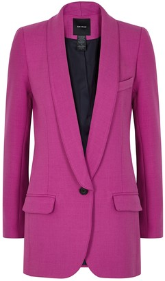 Smythe Pink Cady Blazer