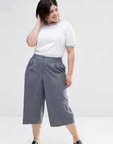 Junarose Plus Tailored Culottes