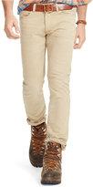 Polo Ralph Lauren Men's Slim-Fit Lightweight Sherman-Wash Jeans