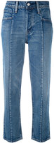 Levi's Altered straight leg jeans - women - Cotton - 28