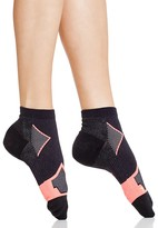 Hue Ergonomic Quarter Top Compression Socks