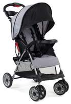 Kolcraft Cloud Plus Stroller in Grey/Black