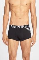 Emporio Armani Men's 'Eagle' Trunks