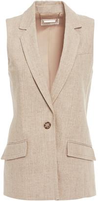 MICHAEL Michael Kors Linen Vest