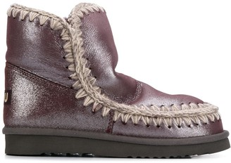 Mou Eskimo ankle boots ShopStyle