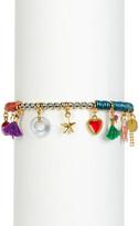 Shashi Lilu Charm Bracelet
