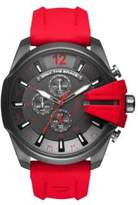 Diesel Advanced Mega Chief Stainless Steel Watch