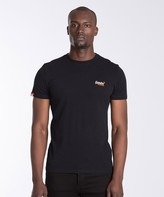 Superdry Orange Label Small Logo T-Shirt