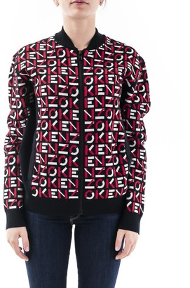 Kenzo Cotton Blend Sweatshirt