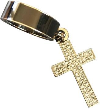 Christian Dior Grey Steel Rings