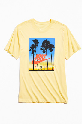 Nike Palm Tree Logo Tee