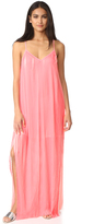 Amanda Uprichard Tallulah Maxi Dress