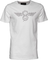 Creative Recreation Mens Cabrillo T-Shirt White