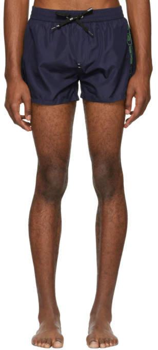 Diesel Navy BMBX-Sandy Swim Shorts